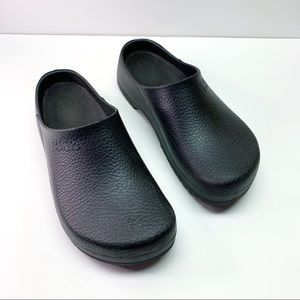Prof Birkis Black Comfy Polyurethane Durable